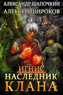 Игнис 1. Наследник клана (Взрыв это случайность), Алексей Широков, Александр Шапочкин