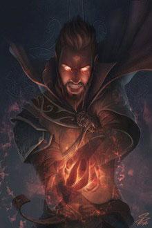 Война магии 1. Кин